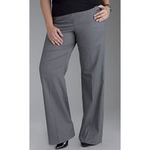 Lane Bryant wide leg dress work pants